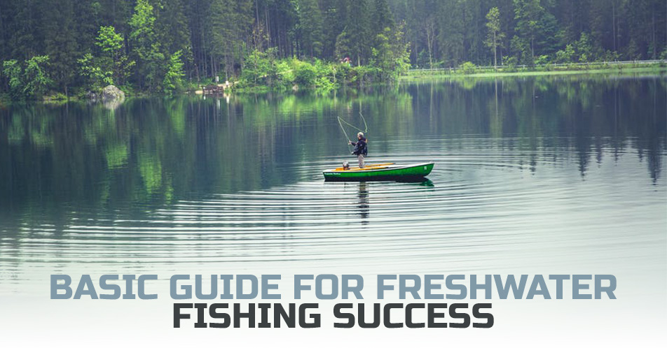 Basic Guide for Freshwater Fishing Success