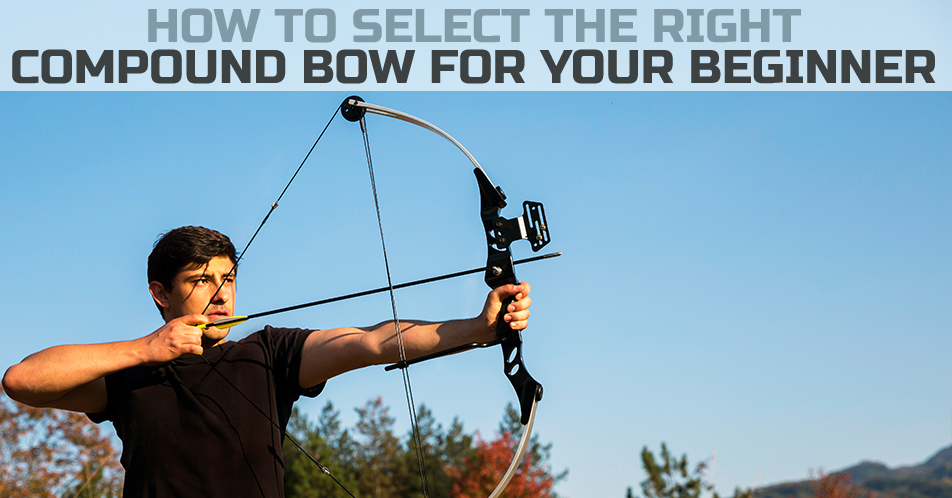 How to Select the Right Compound Bow for Your Beginner